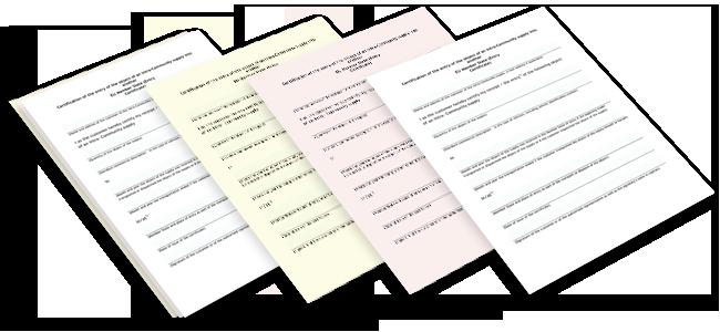 zentra-print-ch - Durchschreibpapier