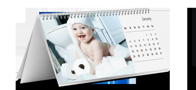 zentra-print-ch - Tischkalender