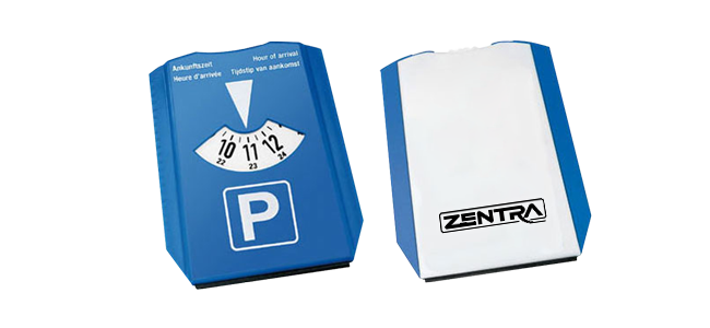 zentra-print-ch - Parkscheiben