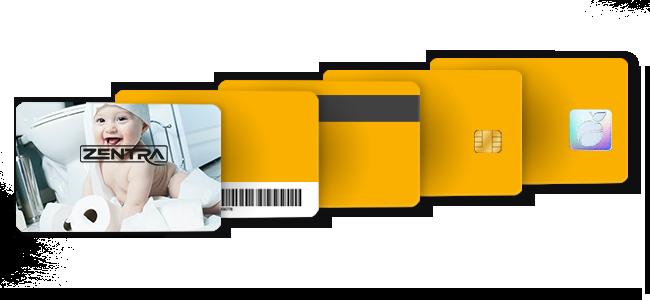 zentra-print-ch - RFID-karten
